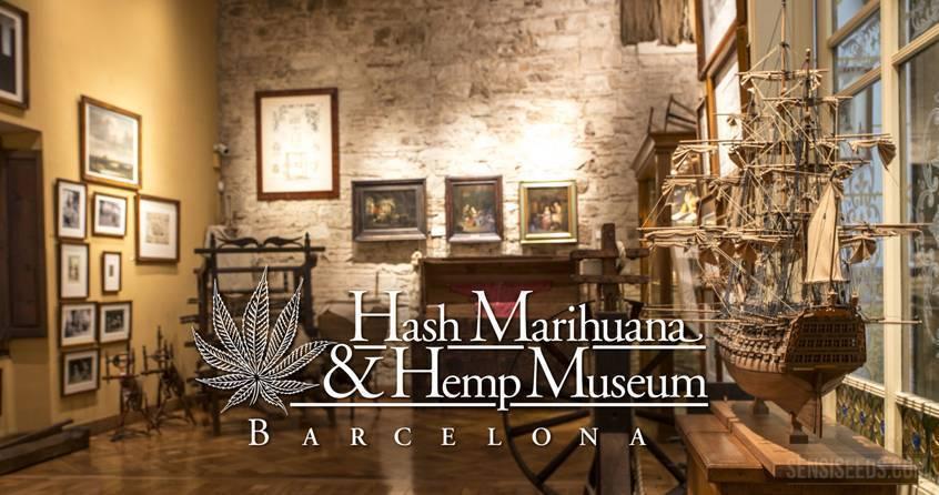 Musée du cannabis de Barcelone